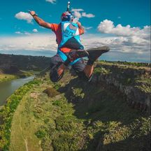 base jumper base jumping outdoor recreation southern idaho economic development