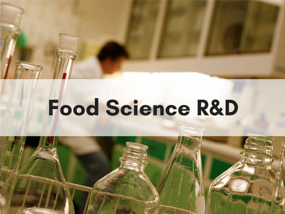 Food Science R&D careers southern idaho economic development